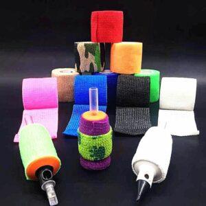 Self-adhesive Elastic Bandage