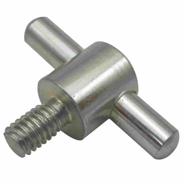 tattoo tube vise screw & clamp