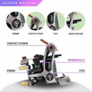 coil tattoo machine