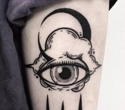 eye tattoos